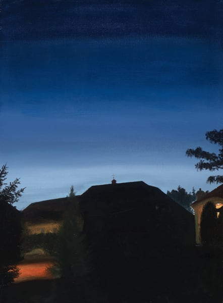 Driveby (Triptych) Art | Brendan Kramp Studio & Workshop