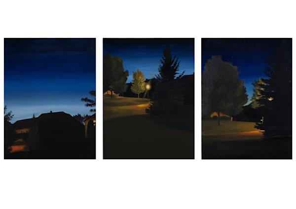Driveby (Triptych)