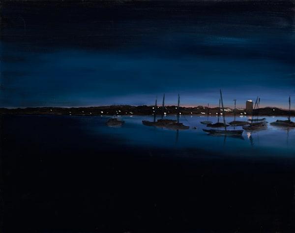 Night Distance--Lake Calhoun
