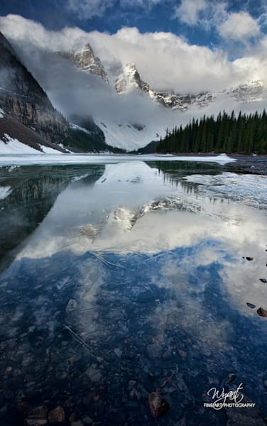 Moraine Lake: Shop Fine Art Photography | Jim Wyant, Master Craftsman (317)663-4798