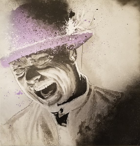 Gord Downie Original Portrait
