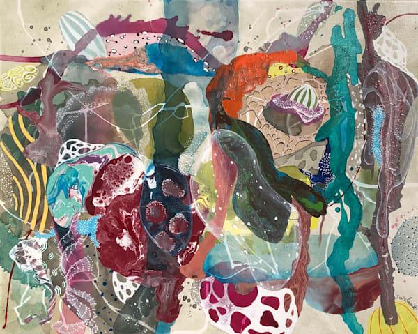 [Sold] Motions Of Existence Art | Dee Aurandt Studios