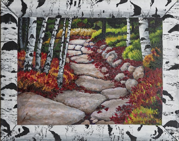 Birch Trees Art | East End Arts