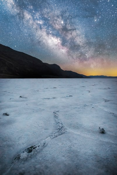 Smooth Flats under a Starry Sky