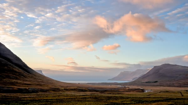 Peaceful Westfjords Evening Photography Art | Will Nourse Photography