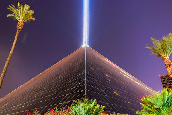 Luxor Las Vegas - Vegas Photos - William Drew Photography