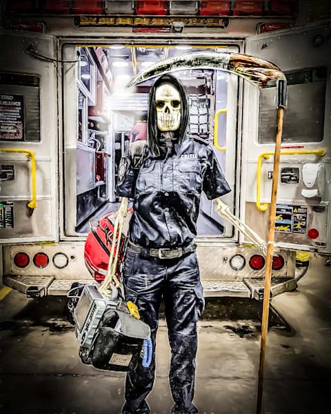 The Grim Medic
