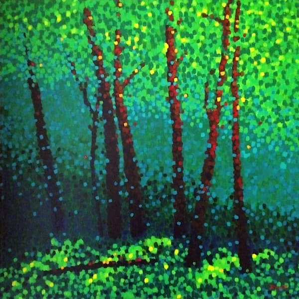 A Walk In The Woods art and orginial paintings for sale