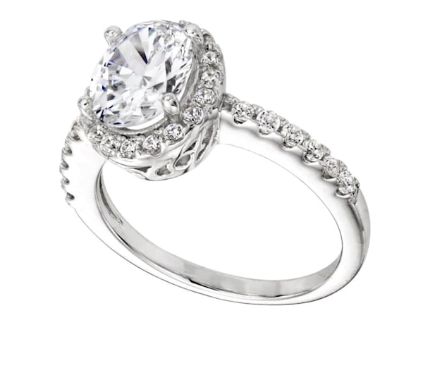 Bling by Wilkening 2.5 Carat Ring