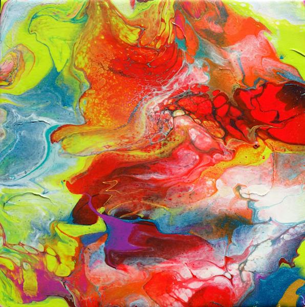 Cautious, With Hope Art | Sara Trumet Art