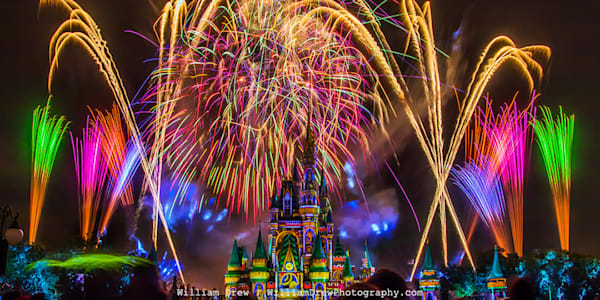Happily Ever After 24 - Disney Mural | William Drew Photography