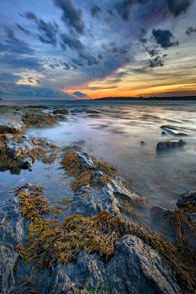 Sunset in Kettle Cove by Rick Berk