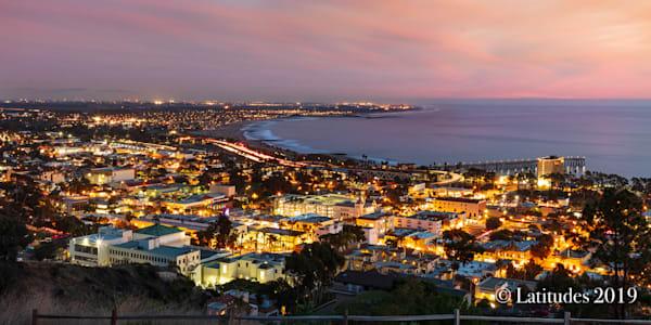 """""""Ventura City Lights"""""""