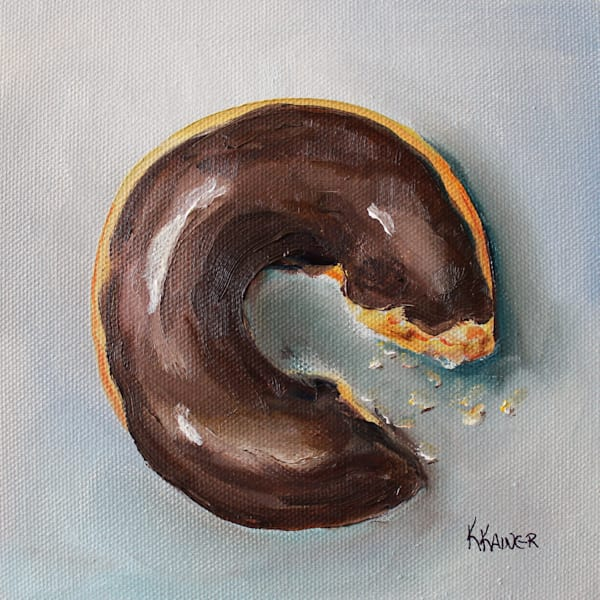 Just One Bite Art | Kristine Kainer