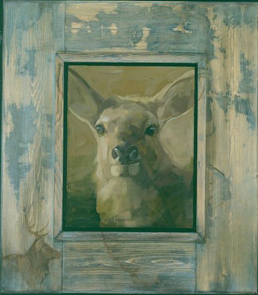 Agitated Elk