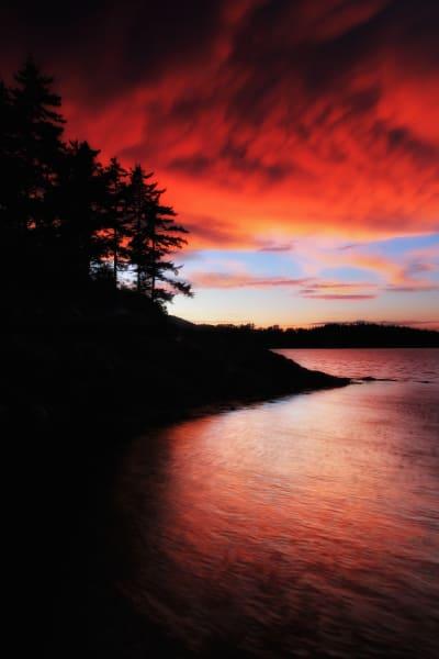 Maine Coast Seascape | Robbie George Photography