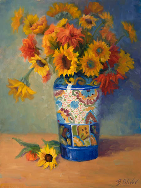 Sun's Gifts Art | B. Oliver, Art
