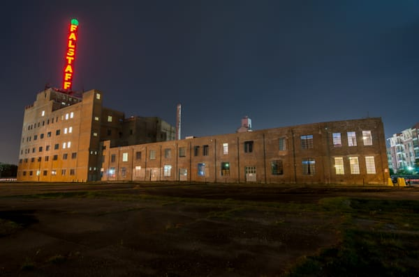 Falstaff Brewery photography