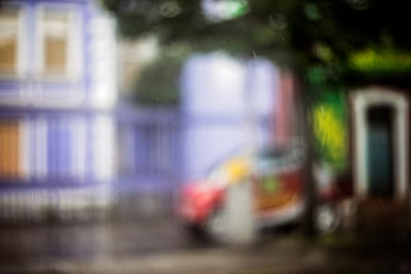 Abstract Street Photography #2 Fine Art Print Silvia Nikolov