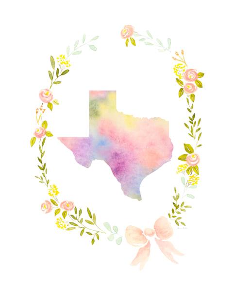 Rainbow Texas