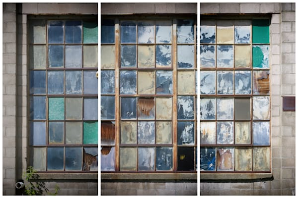 Panes Triptych