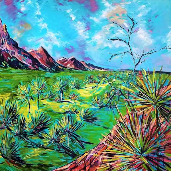 Magical Valley  Art | Janak Narayan Fine Art