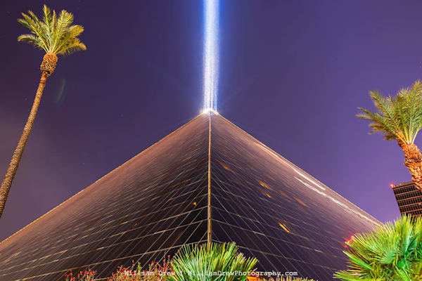 Luxor Las Vegas - Vegas Wall Murals | William Drew Photography