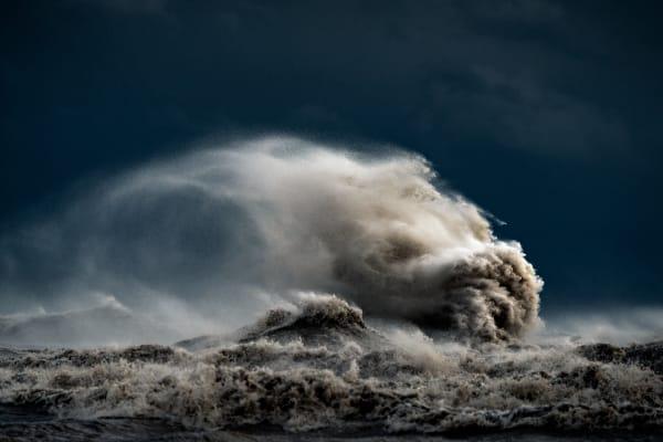 Head Of The Beast Photography Art | Trevor Pottelberg Photography