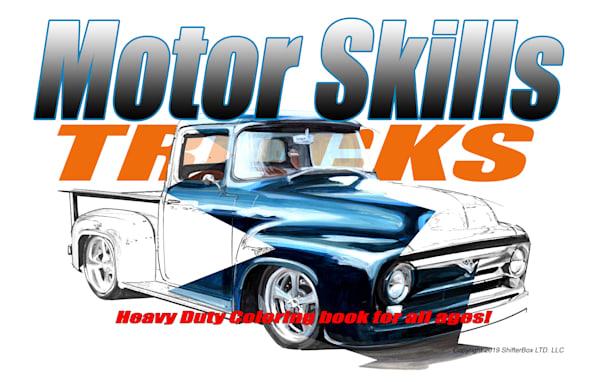 Motor Skills Truck Edition | Motorgirl Studios