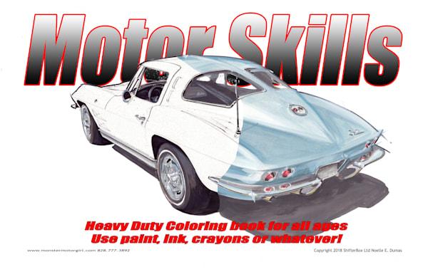 Motor Skills Domestic | Motorgirl Studios