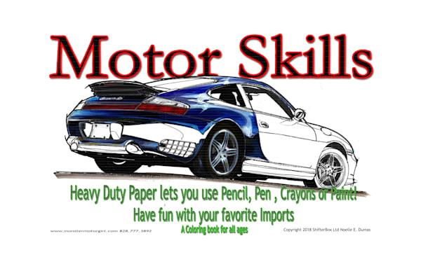 Motor Skills Import Edition | Motorgirl Studios