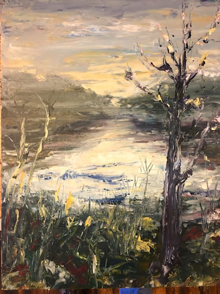 Laurel River Original Art | Holly Whiting Art