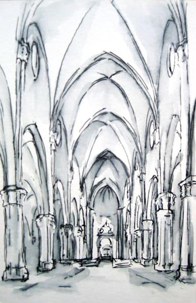San Petronio Bologna Drawing