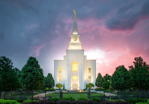 Kansas City Missouri Temple