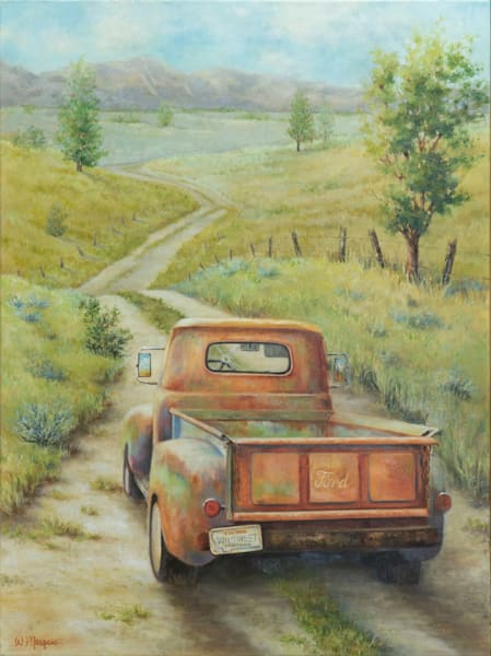 Dirt Road Dreaming (SOLD)