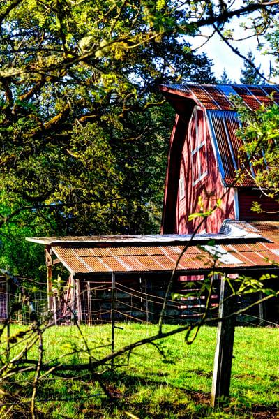 Amity Road Barn 2