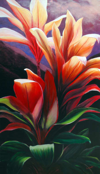 Hawaii Fine Art   Nature's Balance by Philip Sabado