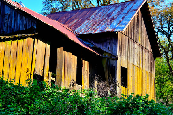 Old Shed Barn