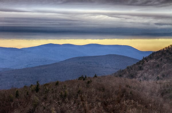 A Fine Art Photograph of Shenandoah Landscapes by Michael Pucciarelli