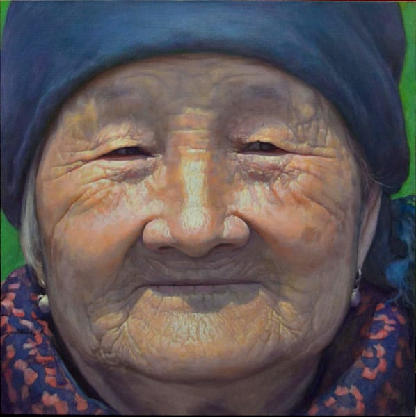 Painter's Grandmother