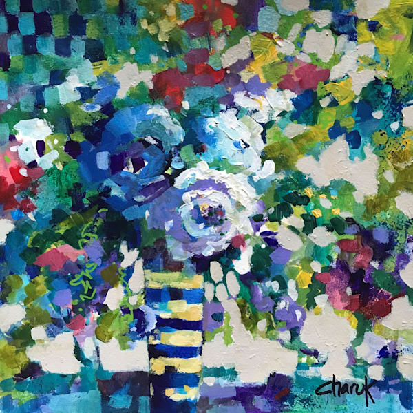 Feeling Blues Art | Jill Charuk Art