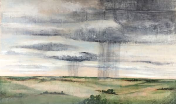 Original Encaustic Landscapes
