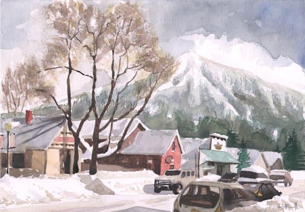 Elk Ave