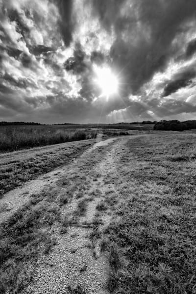 Straight And Narrow Photography Art by Beth Houts Photography