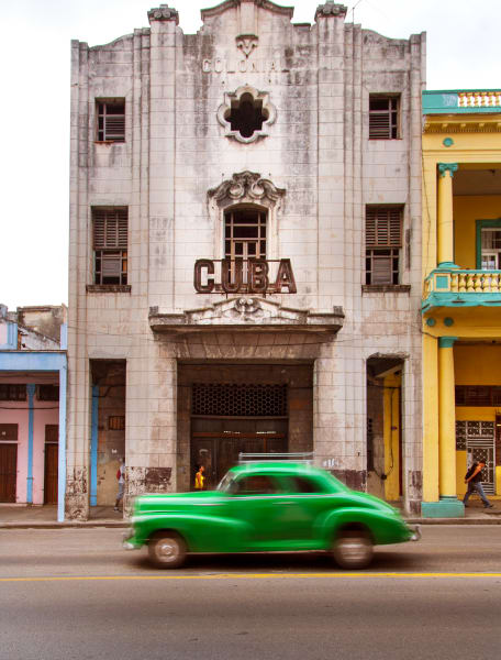 Cuba and Green:  Fine Art Photography by Shane O'Donnell