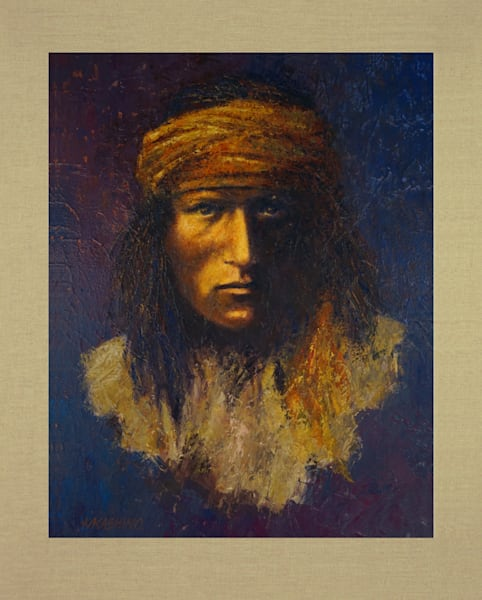 Naiche Last Chief of Chiricahua Apache