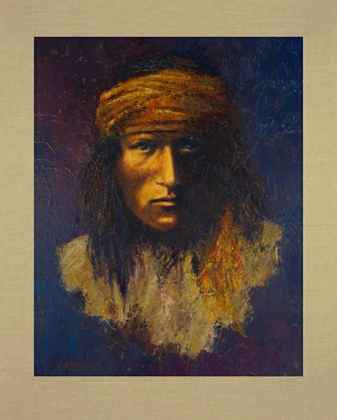 Naiche Last Chief of Chiricahua Apache O