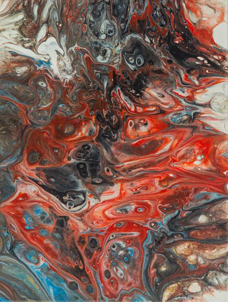 Surrounded By Love Art | TEMI ART, LLC.