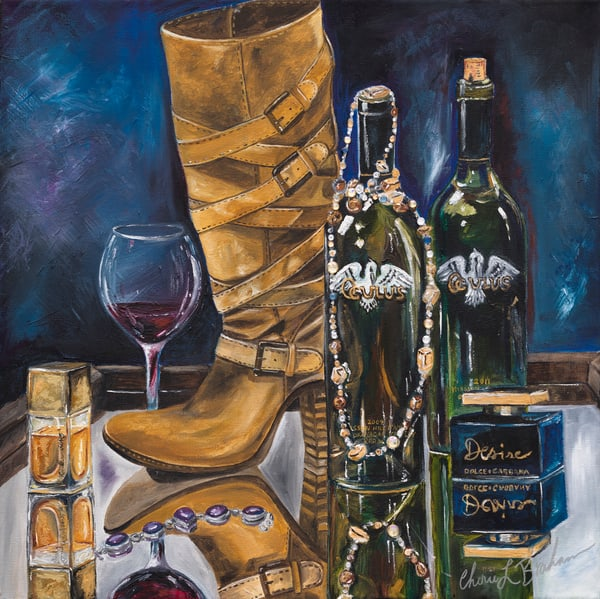Boots Art | Artistic View
