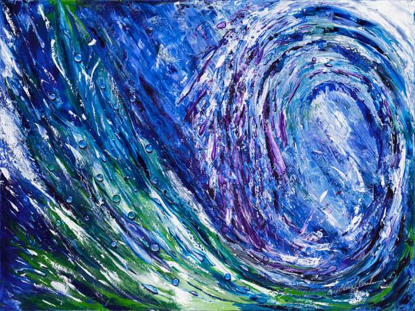 Purple Rain Art | Artistic View